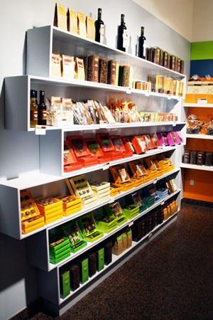Butikken i Fields, Ørestad