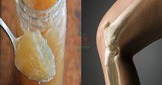 Les médecins sont étonnés par cette recette naturelle qui renforce et restaure les os des genoux et des articulations ~ Protège ta santé