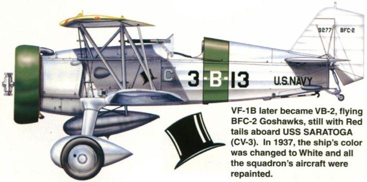 F11C-2 /BFC-2 Goshawk  VB-2