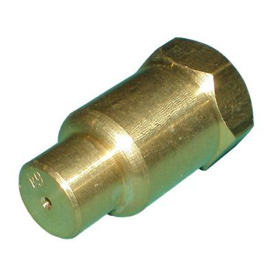 Heavy Duty BBQ Parts 31700 Brass Valve for Char-Broil Brand Gas Grills
