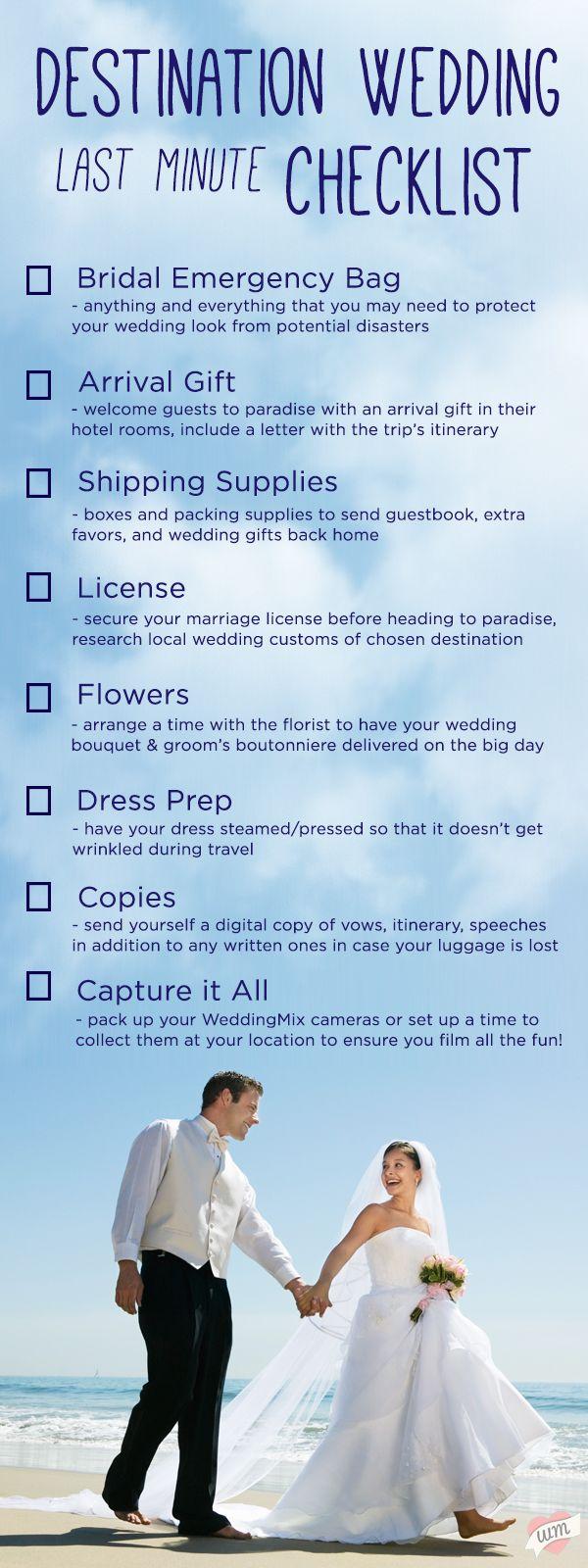 Last Minute Destination Wedding Details 491 best