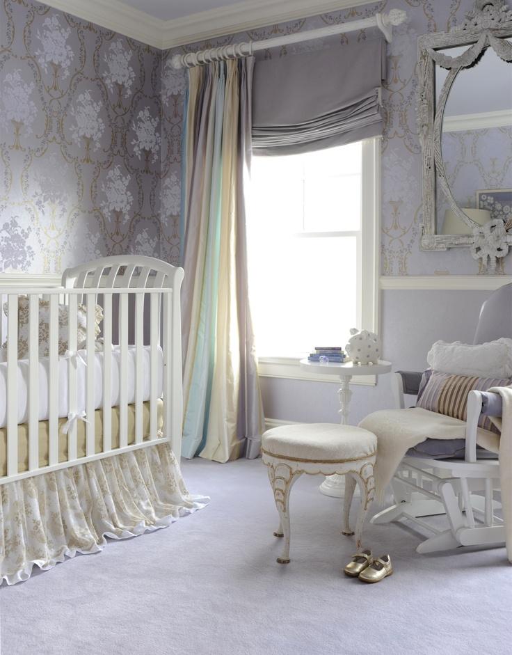 Bellini Annie Crib In Gorgeous Nursery