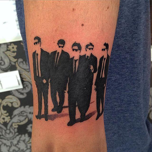 Tarantino's life😎#tattoo #tattoos #tarantino#reservoirdogs#movietattoo#movie#quentintarantino#cinetattoo#cinefilo#cinefilitattoo