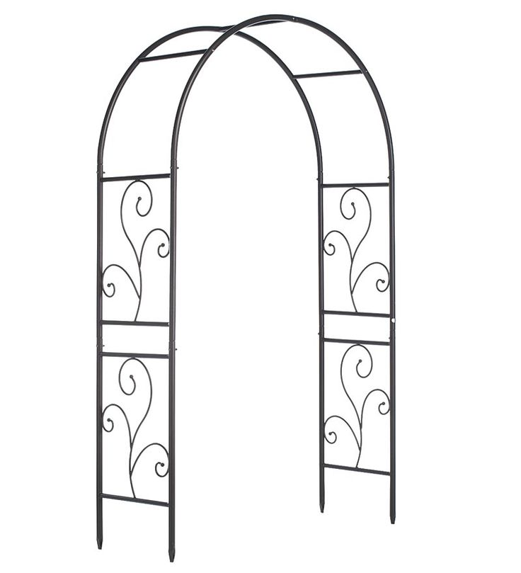 113 Best Images About Metal Trellis On Pinterest Arches