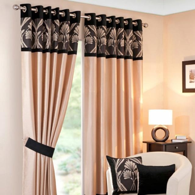 nice curtains