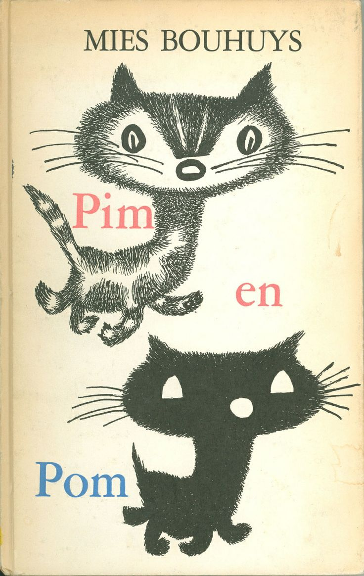 Pim en Pom / Mies Bouhuys @Katherine Allen