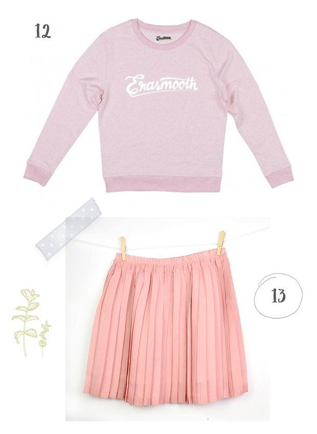 Sélection shopping éthique #6 La vie en rose
