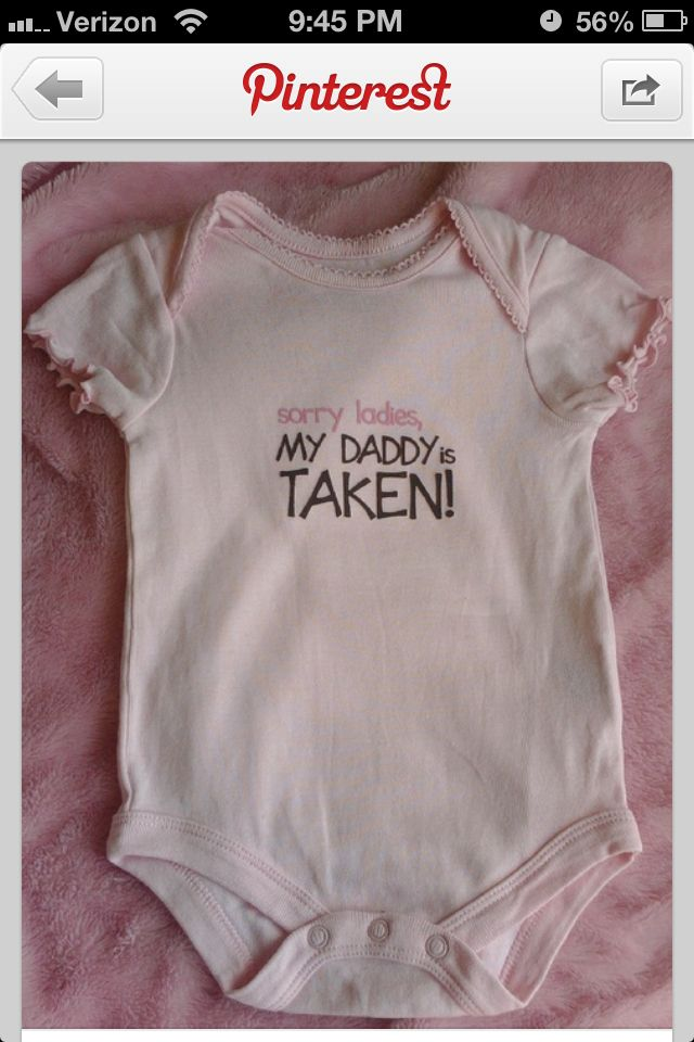 I always tell Johnny he's going to need somethin like this. He will be a BABE magnet carryin around our kid.