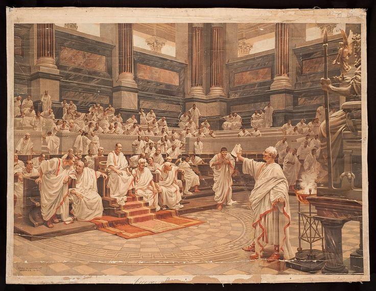 Imperium ancient rome and cicero s