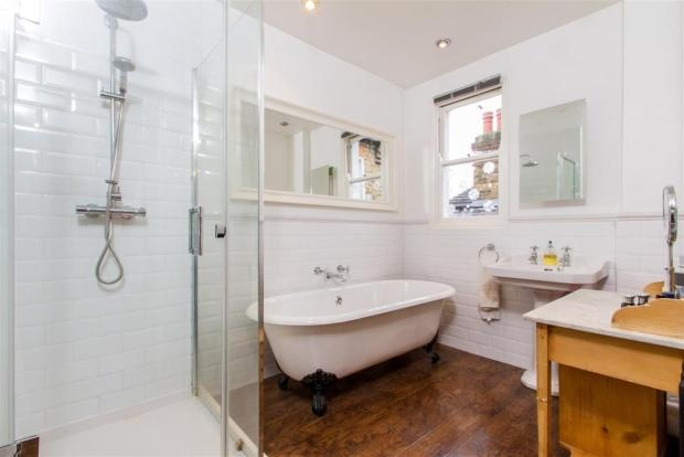 Edwardian bathroom