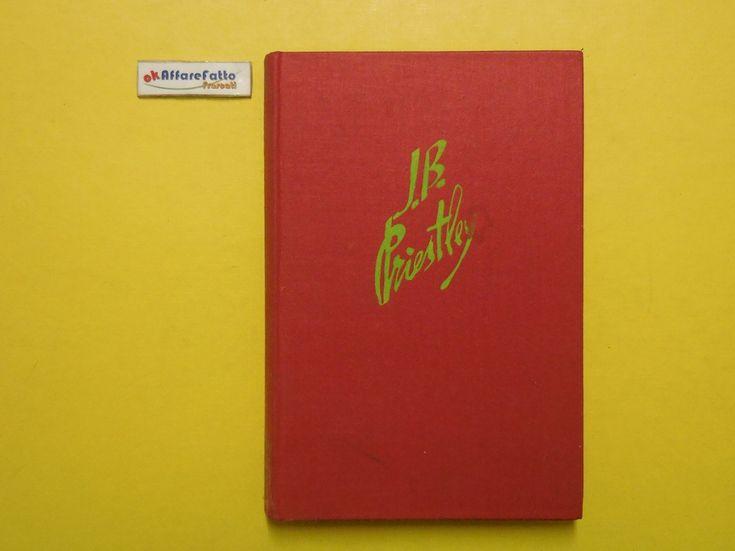 J 4978 LIBRO I MAGHI DI J B PRIESTLEY 1A ED DEL 1954 - http://www.okaffarefattofrascati.com/?product=j-4978-libro-i-maghi-di-j-b-priestley-1a-ed-del-1954