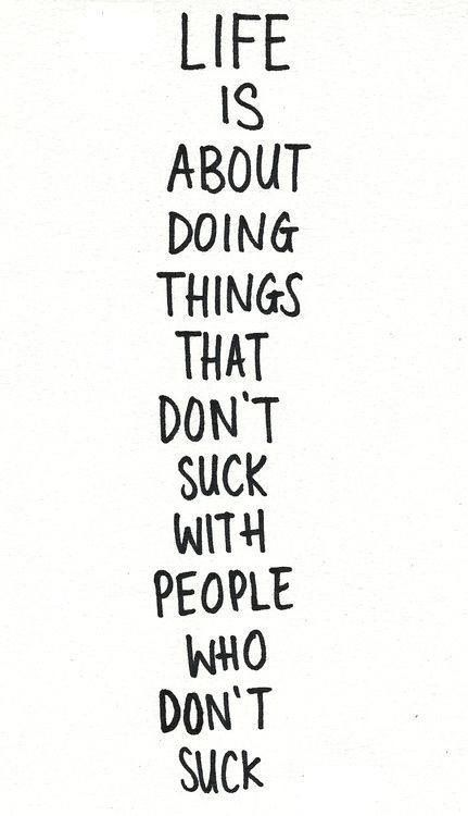 Life is about DOING!