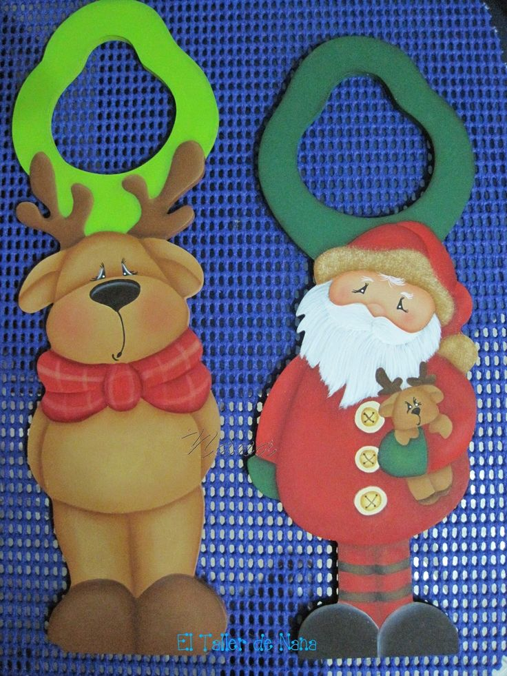 816 best images about navidad madera country on pinterest - Pinturas para madera ...