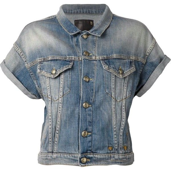The 25  best Short sleeve jean jacket ideas on Pinterest | Neutral ...