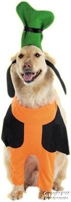 Pet Disney Goofy Dog Costume For Large Dogs | Halloween New Costumes