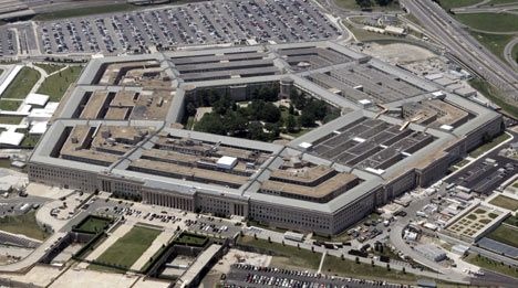 Terrorist Planned to Blow Up the Pentagon with Remot Controlled Planes - Say What?