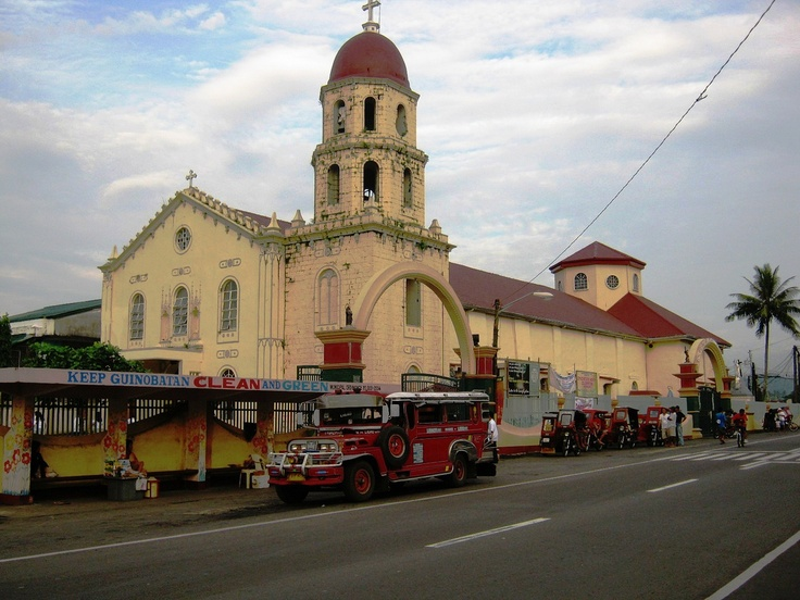 Our Lady of Assumption Church in Guinobatan, Albay