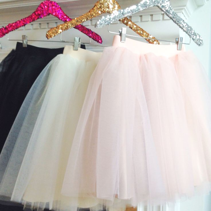 Tulle skirts by Bliss Tulle - The Kat