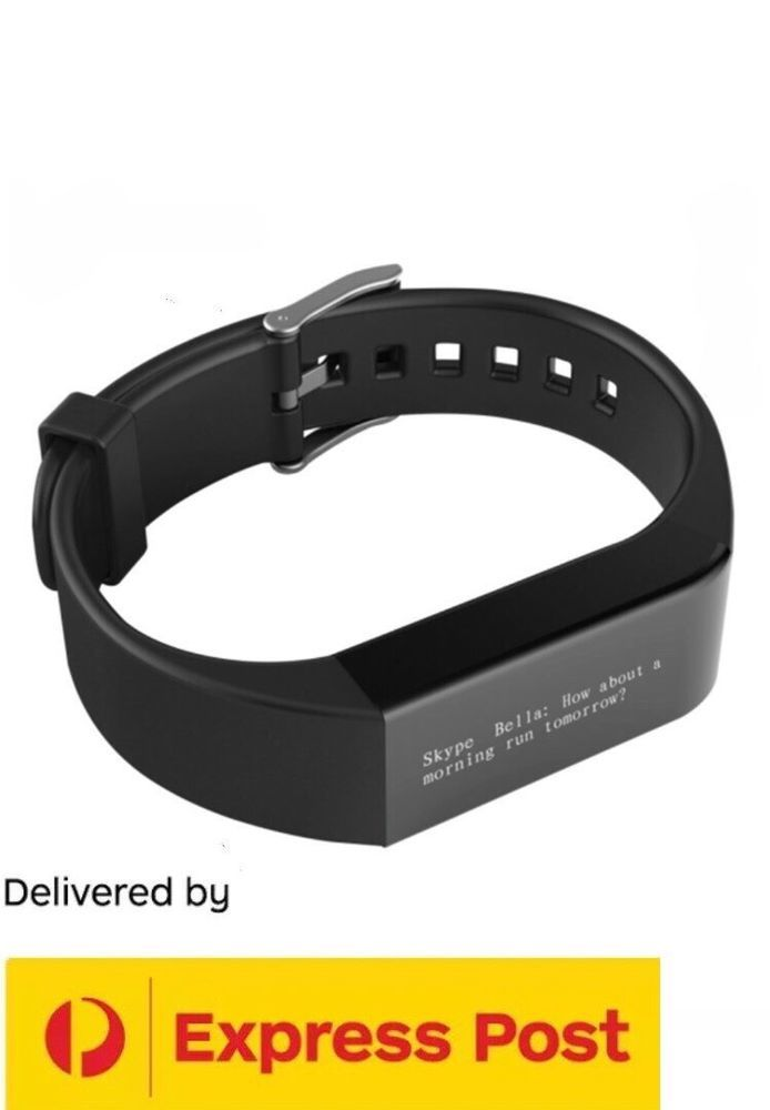 Smartband Vidonn A6 for iphone Android devices Wristband Heart Rate Monitor  | eBay