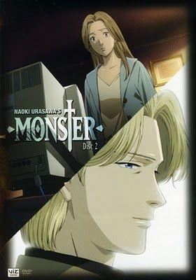 Johan and Nina from Monster - Naoki Urasawa