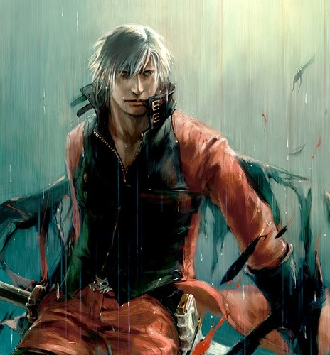 17 Best Images About Devil May Cry On Pinterest