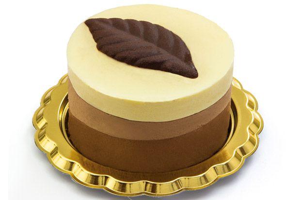 Tre Cioccolati - Monoporzioni - Dolci Congelati Dolci Surgelati Torte Congelate Torte Surgelate Pasticceria Congelata Pasticceria Surgelata Italiana - Desserts Dolcefreddo Moralberti