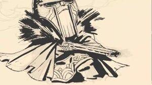 BRIGADA #2 : digital inking sample. on Vimeo