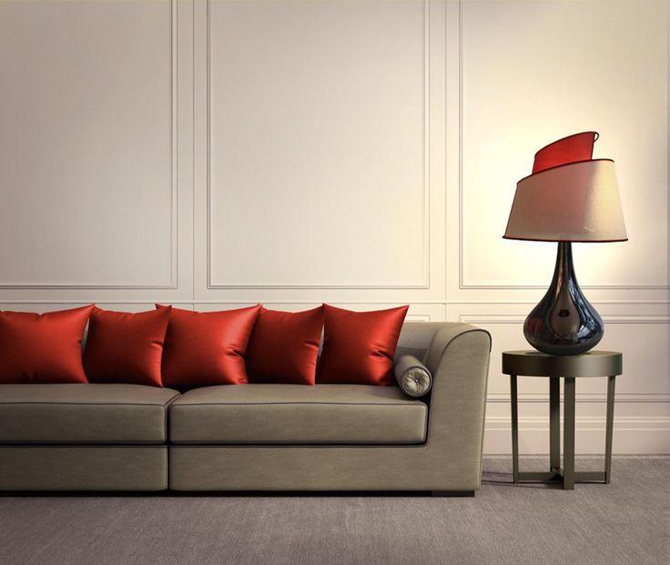 #Handmande #Design #lamp