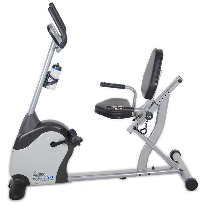 stamina magnetic fusion exercise bike