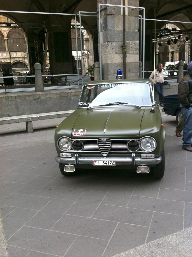 "'italian police ""carabinieri"" car 1970'"