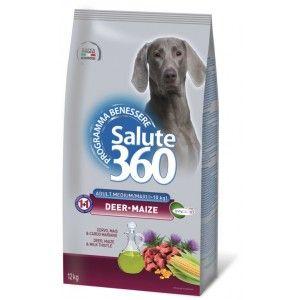 SALUTE 360 - Hrana pentru caini adulti