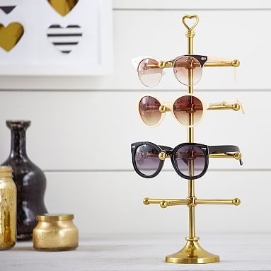 The Emily & Meritt Sunglasses Holder from pbTeen #pbteen #sunglasses