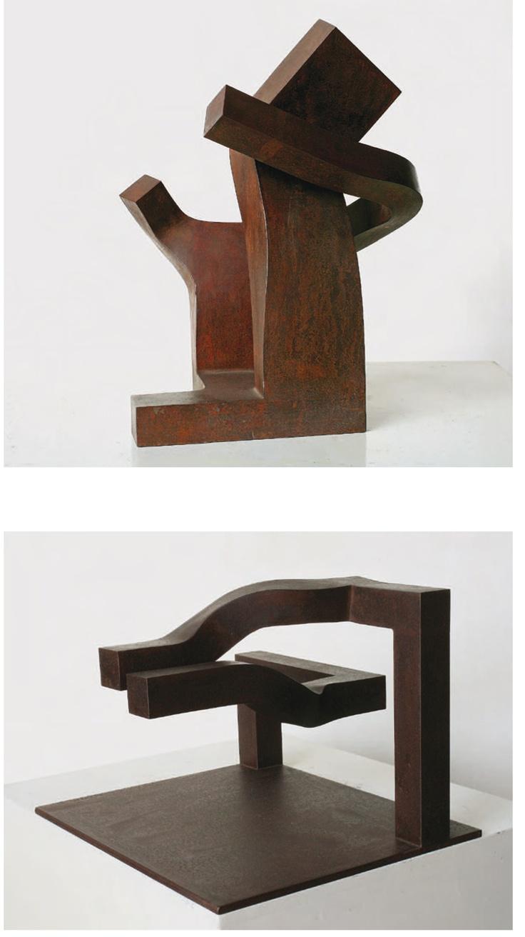 Roberto Lanaro MetalSculpture...what else?