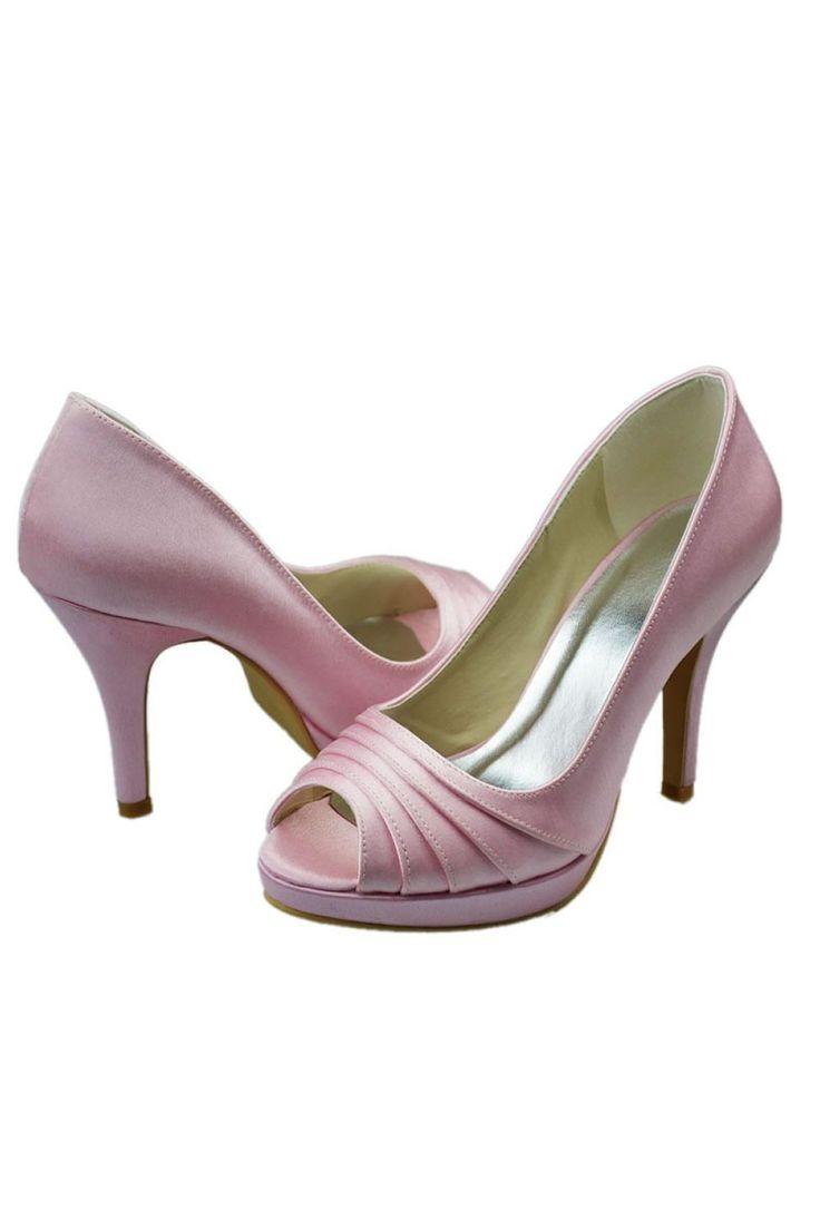 Pretty Pink High Heels