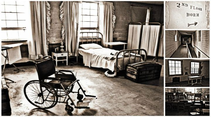 5 Abandoned Asylums With Insanely Spine-Chilling History
