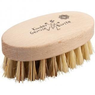 Glueckskaefer Wooden Vegetable Brush