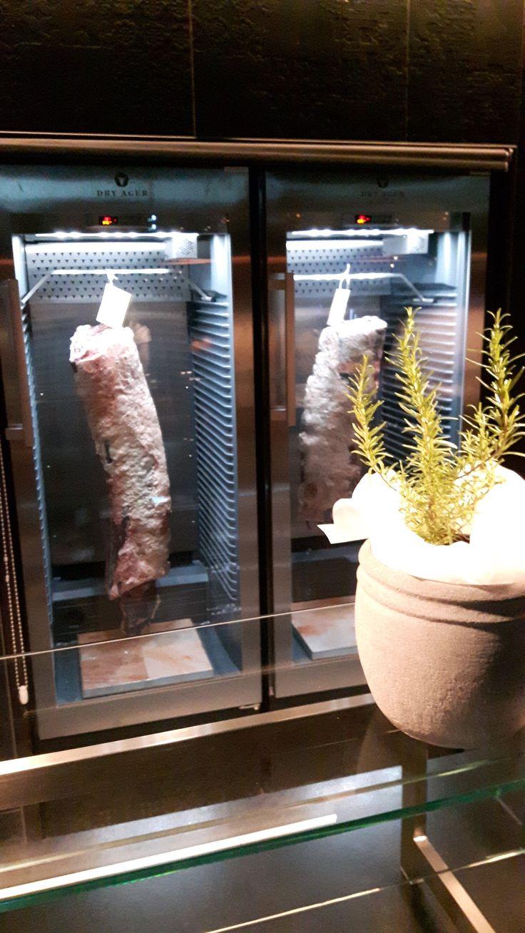Beef Concept im Restaurant
