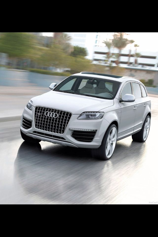 Audi Q7 V12 Tdi Ridez R Us Pinterest Audi Q7 And Cars