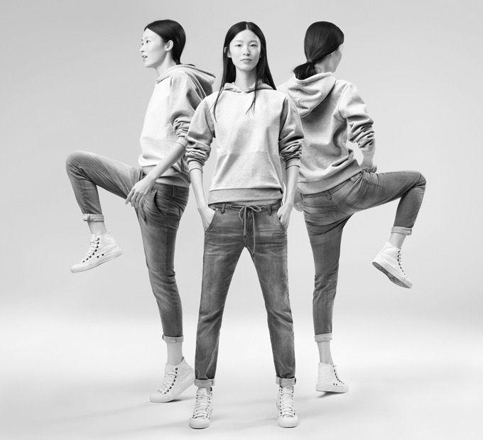 MAC JogNJeans. Look like jeans, feels like sweatpants.