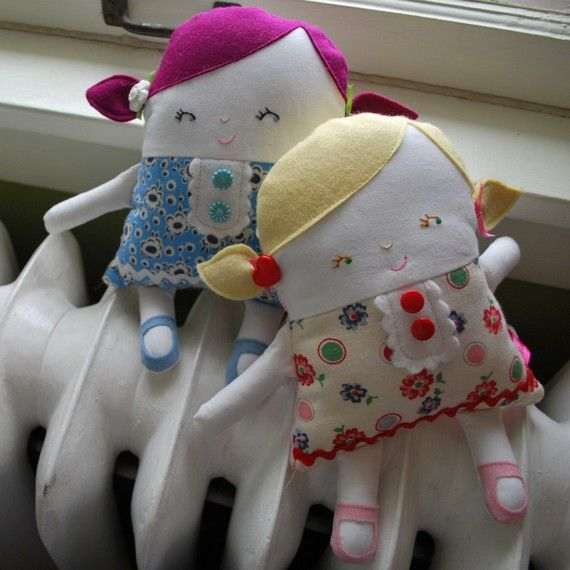 soft toy dollies
