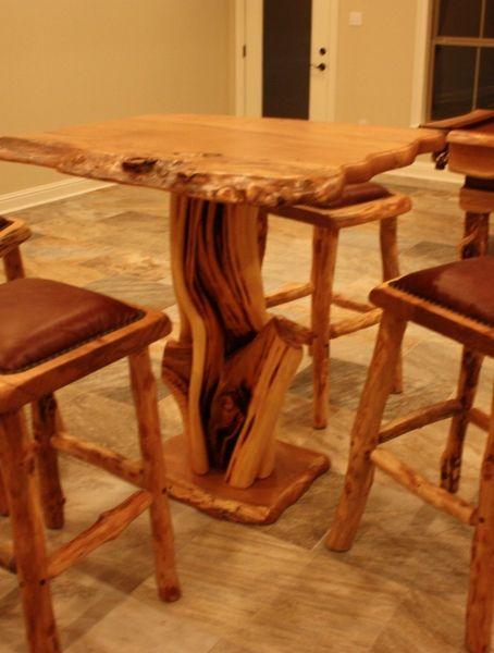 Maple Pub Table