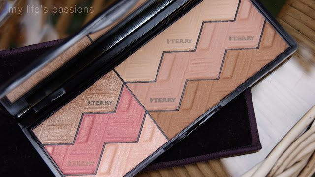 my life's passions: BY TERRY Sun Designer Palette, 2 Light & Tan Vibes...