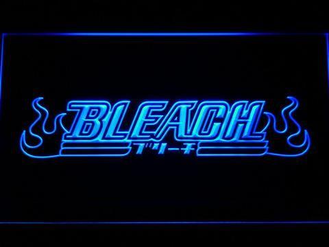 Bleach LED Neon Sign www.shacksign.com