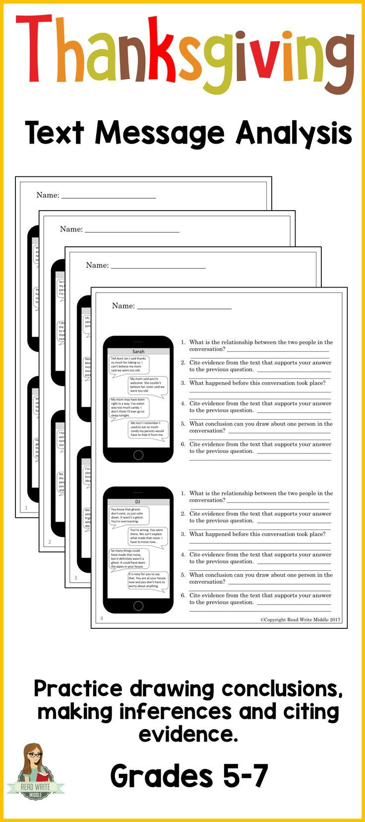Workbooks inferencing worksheets grade 3 : Best 25+ Drawing conclusions ideas on Pinterest | Short thoughts ...