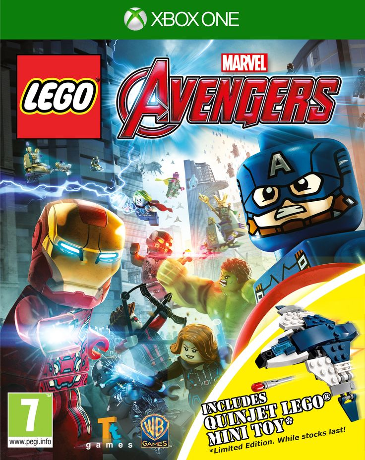 lego marvel avengers ps4 | LEGO Super Heroes Marvel Comics News: LEGO Marvel Avengers Pre-order ...