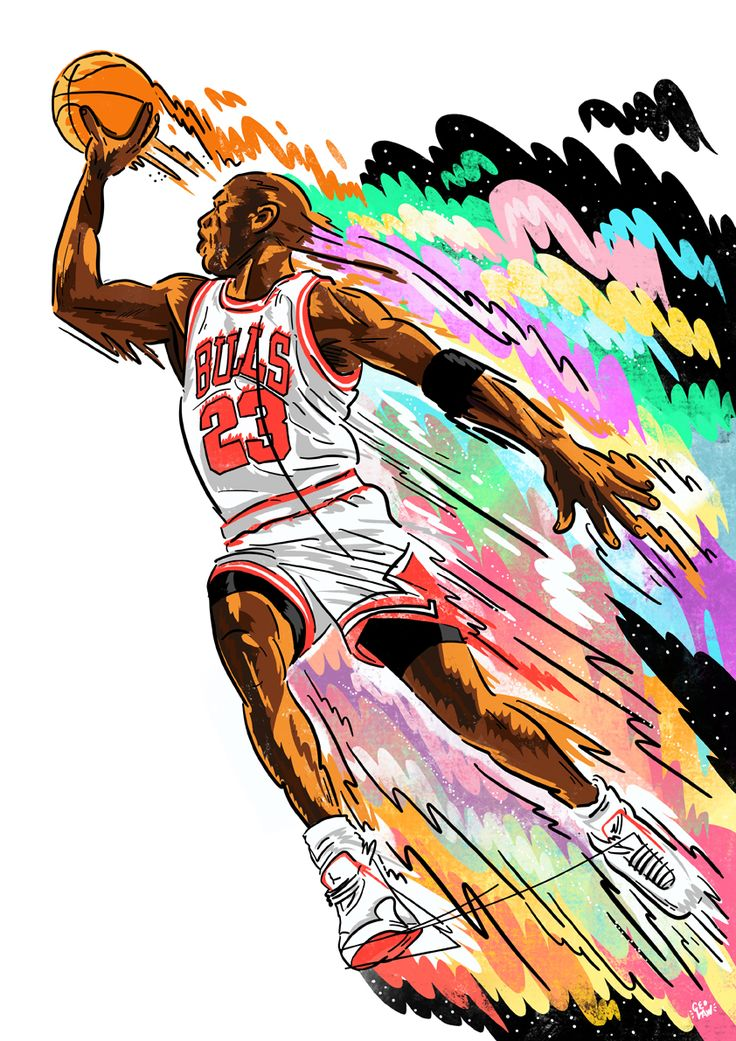 For the love of the game. Michael Jeffrey Jordan