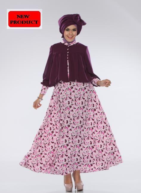 yang ini juga wajib punya, ayoo ungu lovers yg ingin tampil cantik dan exclusive order sekarang yah ^_^
