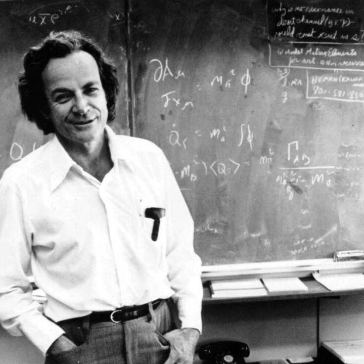 ричард фейнман - Поиск в Google