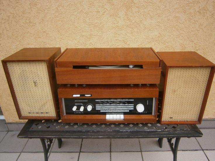 Carmen stereo 22801