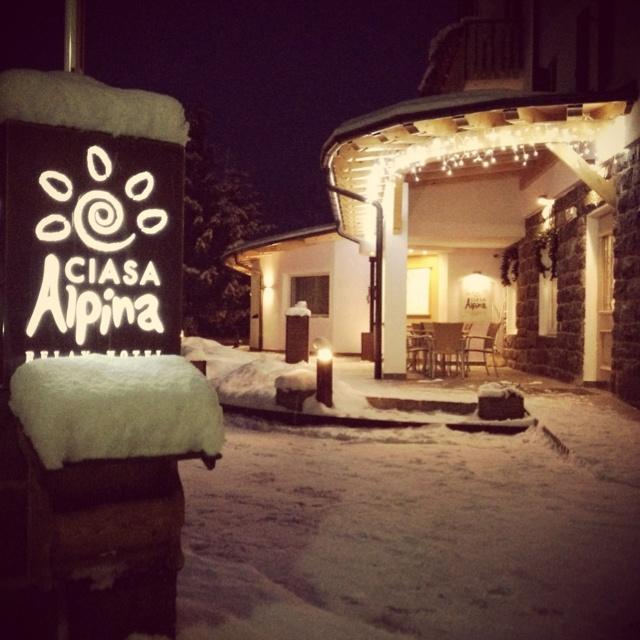 Ciasa Alpina Relax Hotel... Semplicemente vacanza... Follow us @Ciasalpina